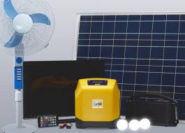 Affordable Solar Power